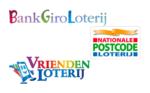 Logos Goede Doelen Loterijen